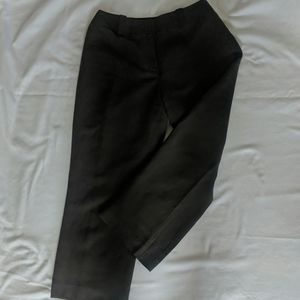 Rich dark brown pants